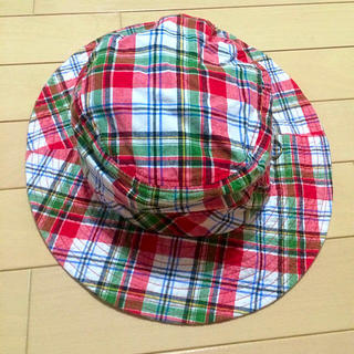 サマンサモスモス(SM2)のアウトドア 帽子(ハット)