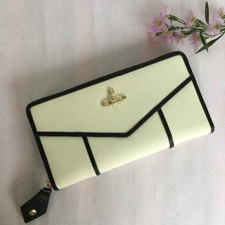 ヴィヴィアンウエストウッド(Vivienne Westwood)のヴィヴィアン ウエストウッド 長財布 小銭入れ 正規品 55317 ホワイト(財布)