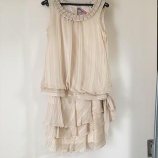 フォールドレス 結婚式ドレス セットアップ(その他ドレス)