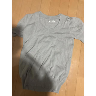 アーモワールカプリス(armoire caprice)の半袖ニット(ニット/セーター)