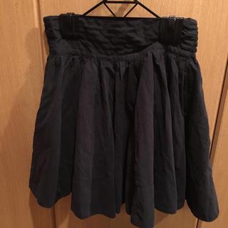 ローリーズファーム(LOWRYS FARM)のローリーズ  lowrys スカート 黒(ミニスカート)