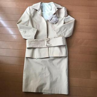 ナチュラルビューティーベーシック(NATURAL BEAUTY BASIC)のNBBスーツセット 36(スーツ)