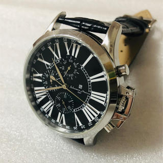 サルバトーレマーラ(Salvatore Marra)のSalvatore Marraサルバトーレマーラ  カレンダー機能付(腕時計(アナログ))