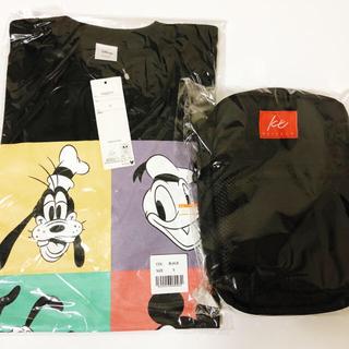 ディズニー(Disney)の【新品未開封】KEYTALK ショルダーバッグ、Tシャツセット(ミュージシャン)