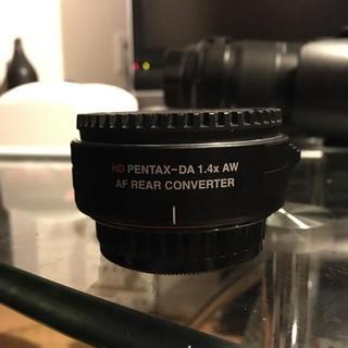 ペンタックス(PENTAX)のPENTAX x1.4 テレコンバーター(レンズ(ズーム))