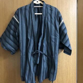 メンズ 甚平 浴衣 丸井 ビサルノ(着物)