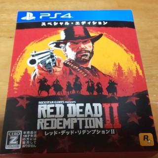 プレイステーション4(PlayStation4)のレッドデッドリデンプション2(家庭用ゲームソフト)
