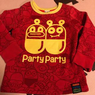 パーティーパーティー(PARTYPARTY)のパーティーパーティー♡100センチ(Tシャツ/カットソー)