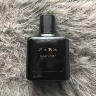 ザラ(ZARA)のZARA black amber ブラックアンバー 100ml(香水(女性用))