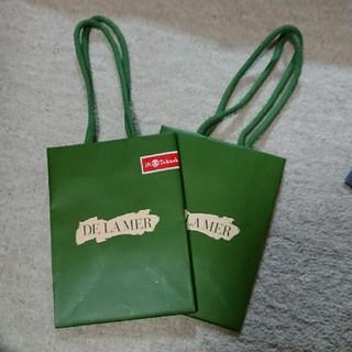 ドゥラメール(DE LA MER)のドゥ・ラ・メール(ショップ袋)