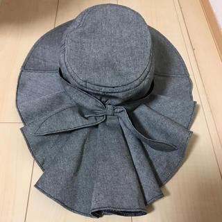 シマムラ(しまむら)の帽子 UVカット素材(ハット)