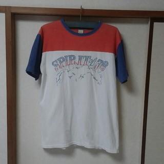 バーンズアウトフィッターズ(Barns OUTFITTERS)のBARNS メンズ Tシャツ used L(Tシャツ/カットソー(半袖/袖なし))