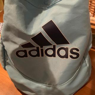 アディダス(adidas)のadidas プールバッグ(マリン/スイミング)