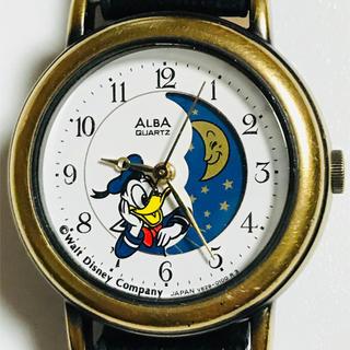 アルバ(ALBA)のSEIKO ALBA ドナルドダック レディース腕時計(腕時計)