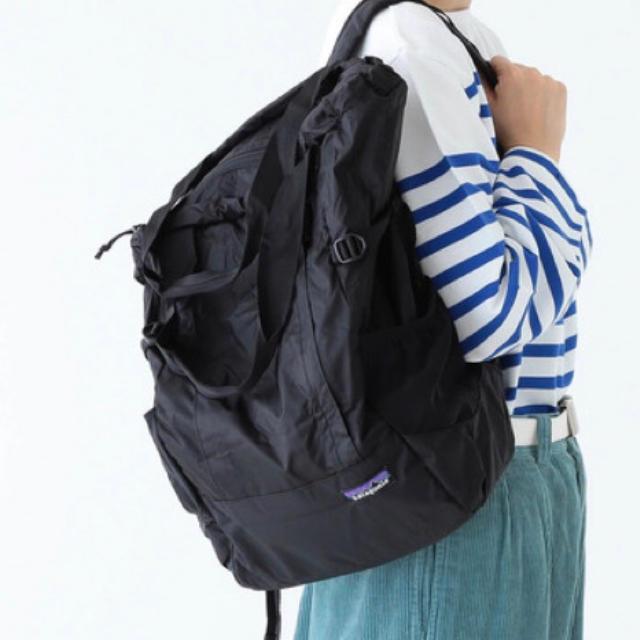 patagonia(パタゴニア)の【SALE】 patagonia [LW Travel Tote pack] レディースのバッグ(リュック/バックパック)の商品写真
