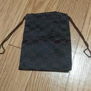 グッチ(Gucci)のグッチ GUCCI 巾着袋 美品(その他)
