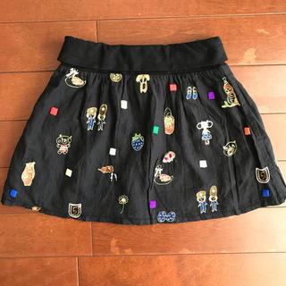 フランシュリッペ(franche lippee)のフランシュリッペ スカート 100(スカート)