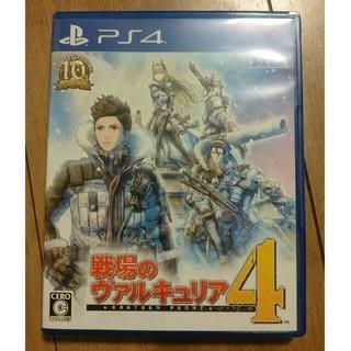 プレイステーション4(PlayStation4)の戦場のヴァルキュリア4 ps4(家庭用ゲームソフト)