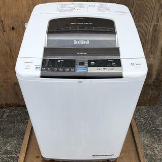 日立 - 近郊送料無料♪ 大容量10kg 洗濯機 日立 2014年製 BW-10TV