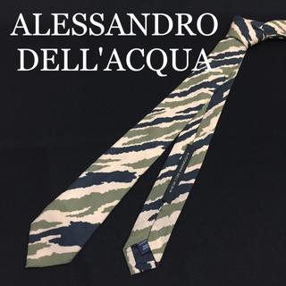 アレッサンドロデラクア(Alessandro Dell'Acqua)のALESSANDRO DELL'ACQUA アレッサンドロデラクア ナロータイ(ネクタイ)