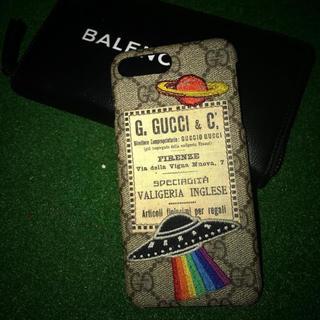 グッチ(Gucci)のGucci iPhone7.8Plusケース(その他)