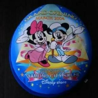ディズニー(Disney)のディズニー クッション ミッキー ミニー 限定品 オープン記念 レア 希少(クッション)
