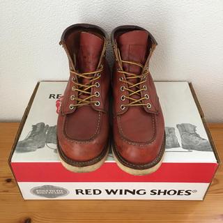 レッドウィング(REDWING)のレッドウイングアイリッシュセッター 4 1/2 (ブーツ)