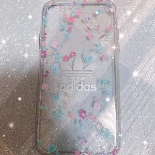 アディダス(adidas)のadidas iPhone XRケース(iPhoneケース)