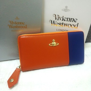 ヴィヴィアンウエストウッド(Vivienne Westwood)のVivienne Westwood 長財布 新品正規品(財布)