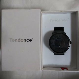 Tendence - Tendence テンデンス 黒 時計
