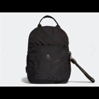 アディダス(adidas)のトレフォイル ミニバックパック/リュック(リュック/バックパック)