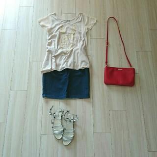 アルカリ(alcali)のalcali アシンメトリートップス(Tシャツ(半袖/袖なし))