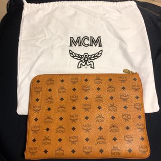 MCM - MCM by PHENOMENON コラボ クラッチバック