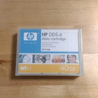 ヒューレットパッカード(HP)のhp dds-4 data cartridge c5718a(オフィス用品一般)