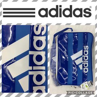 アディダス(adidas)のボーダー27L  adidasエナメルバッグ(ショルダーバッグ)