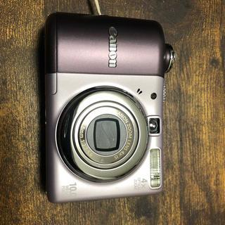 キヤノン(Canon)のカメラ(コンパクトデジタルカメラ)