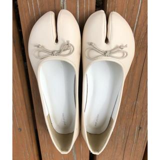 メルロー(merlot)のmerlot plus 足袋パンプス(バレエシューズ)