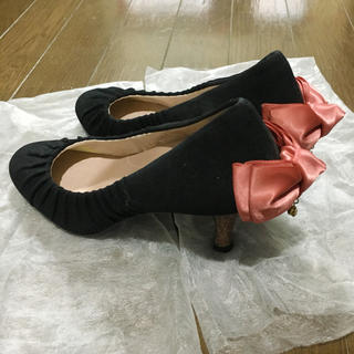美品♡Crystal Sylph♡パンプス(ハイヒール/パンプス)