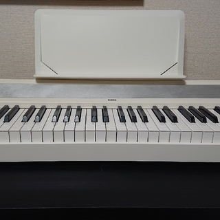 コルグ(KORG)のKORG 電子ピアノ B1 WH 88鍵 ホワイト(電子ピアノ)