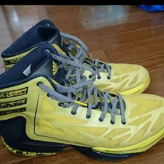 アディダス(adidas)のadidas バスケットボールシューズ 26、5㎝ (バスケットボール)
