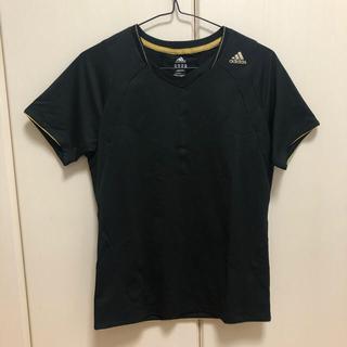 アディダス(adidas)の[タブ様専用]アディダス Tシャツ&ショートパンツ セット Sサイズ(Tシャツ/カットソー(半袖/袖なし))