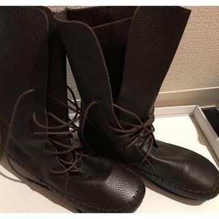 アンティカ(antiqua)のブーツ(ブーツ)