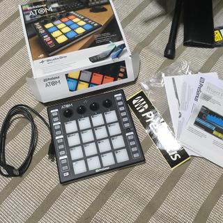 presonus atom studio one midi pad dtm(MIDIコントローラー)