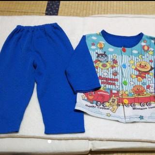 アンパンマン(アンパンマン)のパジャマ アンパンマン 95サイズ キルト(パジャマ)