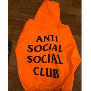 アンディフィーテッド(UNDEFEATED)のアンチソーシャルクラブ assc パーカー(パーカー)