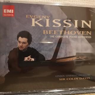 【3CD】ベートーヴェン ピアノ協奏曲全集(クラシック)