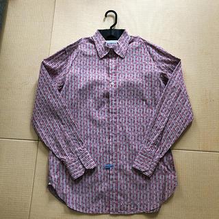 バランタインカシミヤ(BALLANTYNE CASHMERE)のバランタインカシミア ドレスシャツ 40(シャツ)