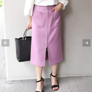 ノーブル(Noble)のノーブル  フープスカート  (ひざ丈スカート)