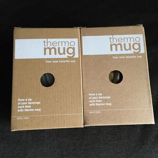 thermo mug - thermo mug 2つセット