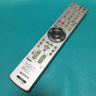 ソニー(SONY)のSONY レコーダー リモコン RMT-D227J(DVDレコーダー)